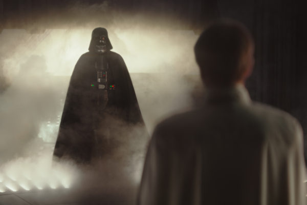 Rogue One: A Star Wars StoryDarth VaderPhoto credit: Lucasfilm/ILM©2016 Lucasfilm Ltd. All Rights Reserved.