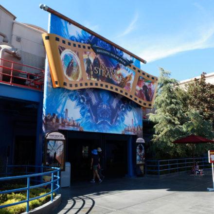 Doctor Strange Goes to Disneyland