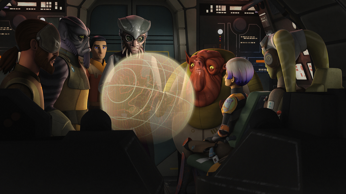 """Star Wars Rebels: """"The Wynkahthu Job"""""""