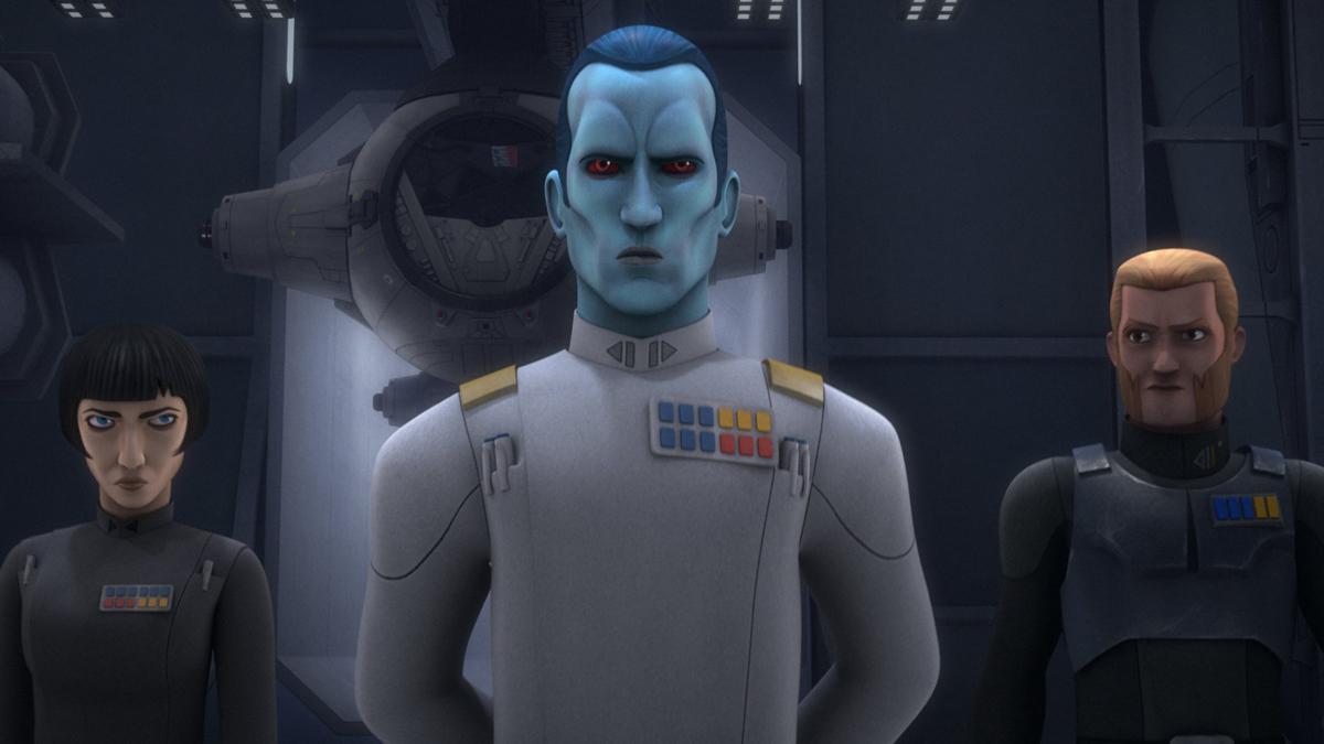 "Star Wars Rebels ""An Inside Man"""