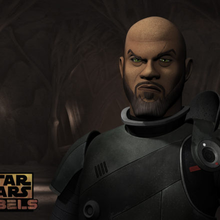 Forest Whitaker to Appear in Star Wars Rebels as Rogue One's Saw Gerrera
