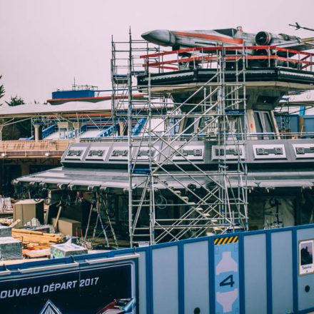 Disneyland Paris releases first look at Star Tours 2