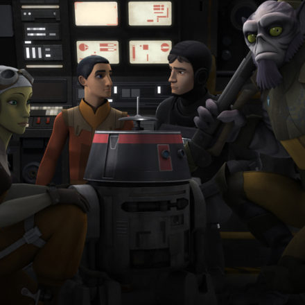 "Star Wars Rebels ""Double Agent Droid"""