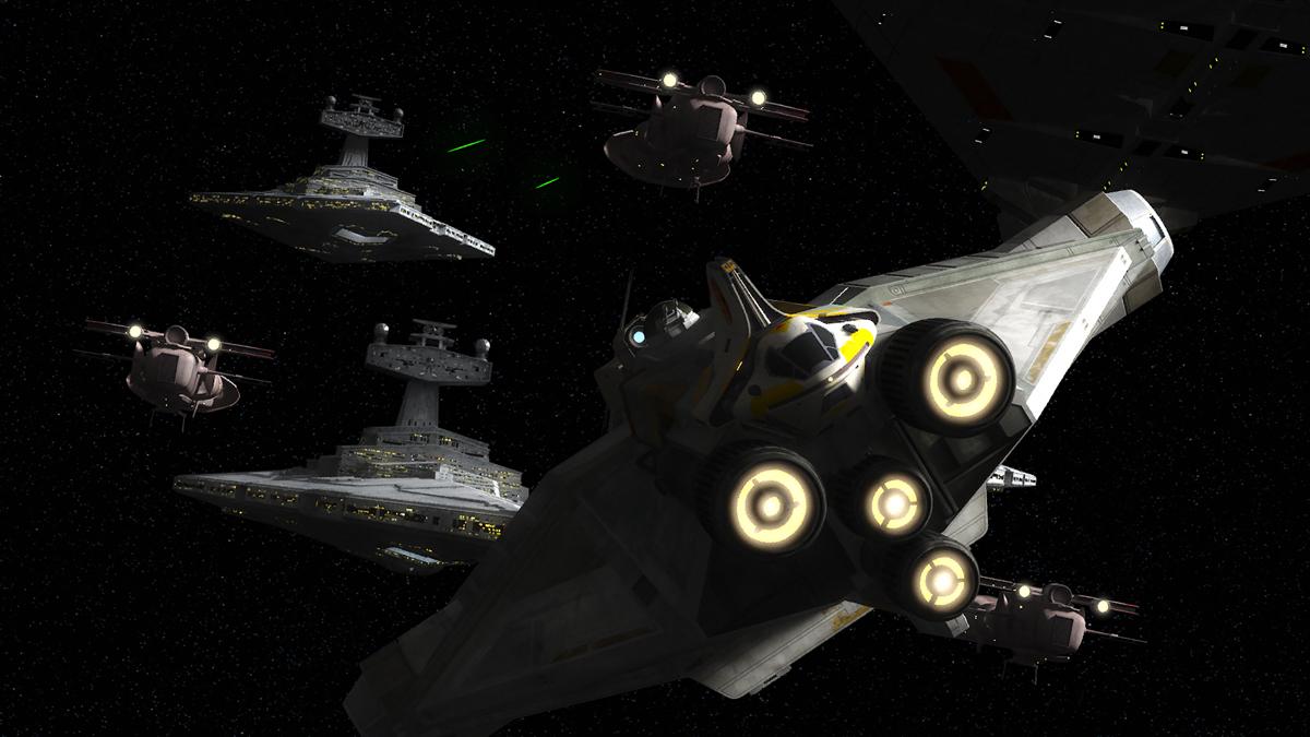 """Star Wars Rebels """"Zero Hour"""" Season Finale"""