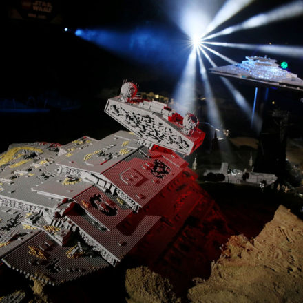 Legoland California adds The Force Awakens scene to Miniland
