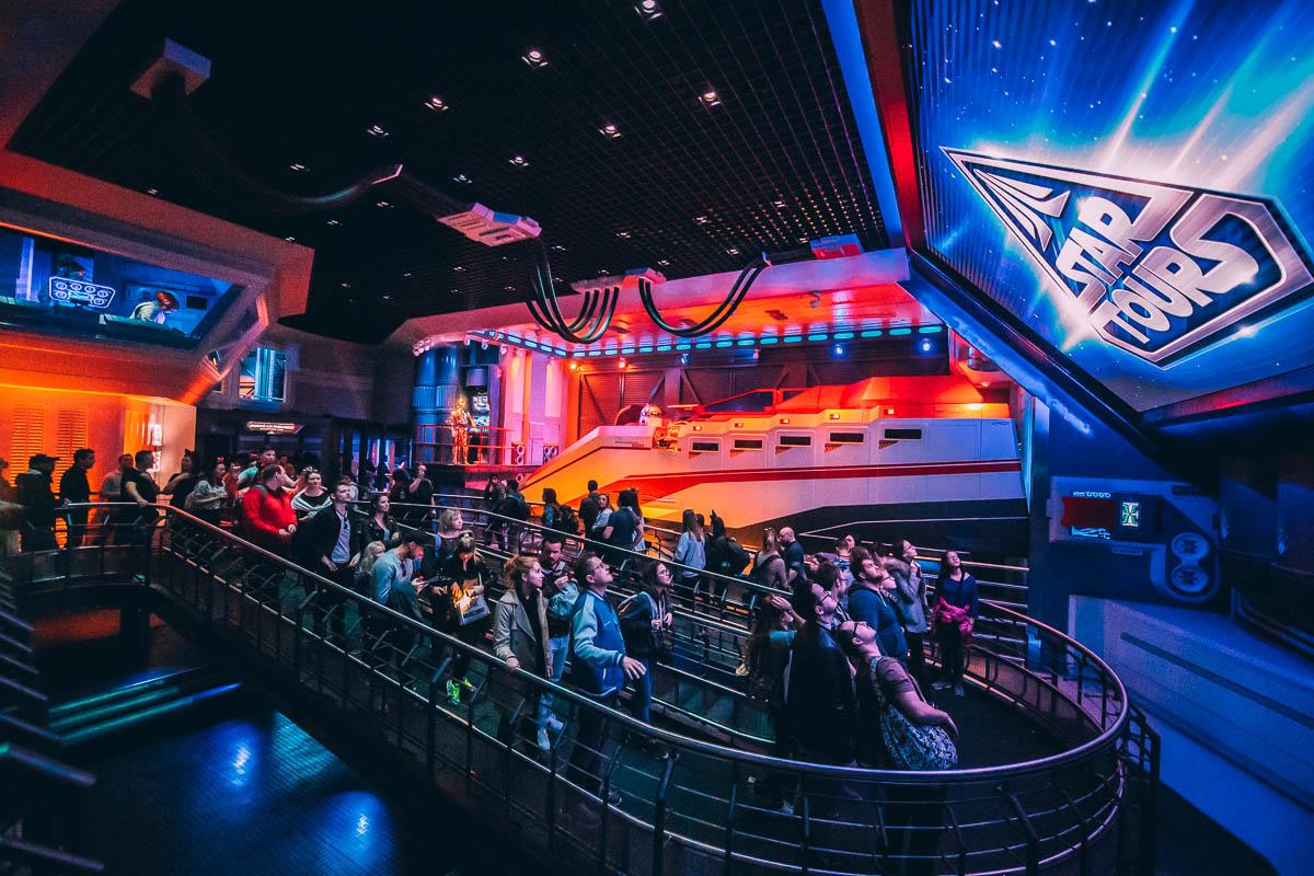 Review: Star Tours: l'Aventure Continue
