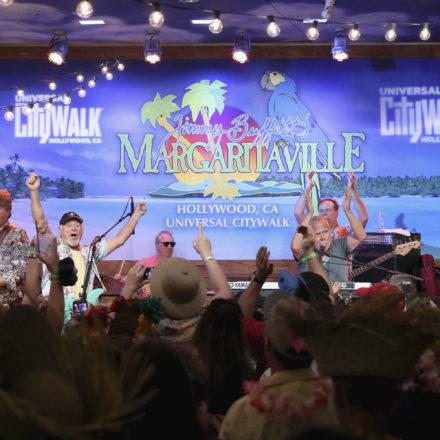 Margaritaville Opens at CityWalk
