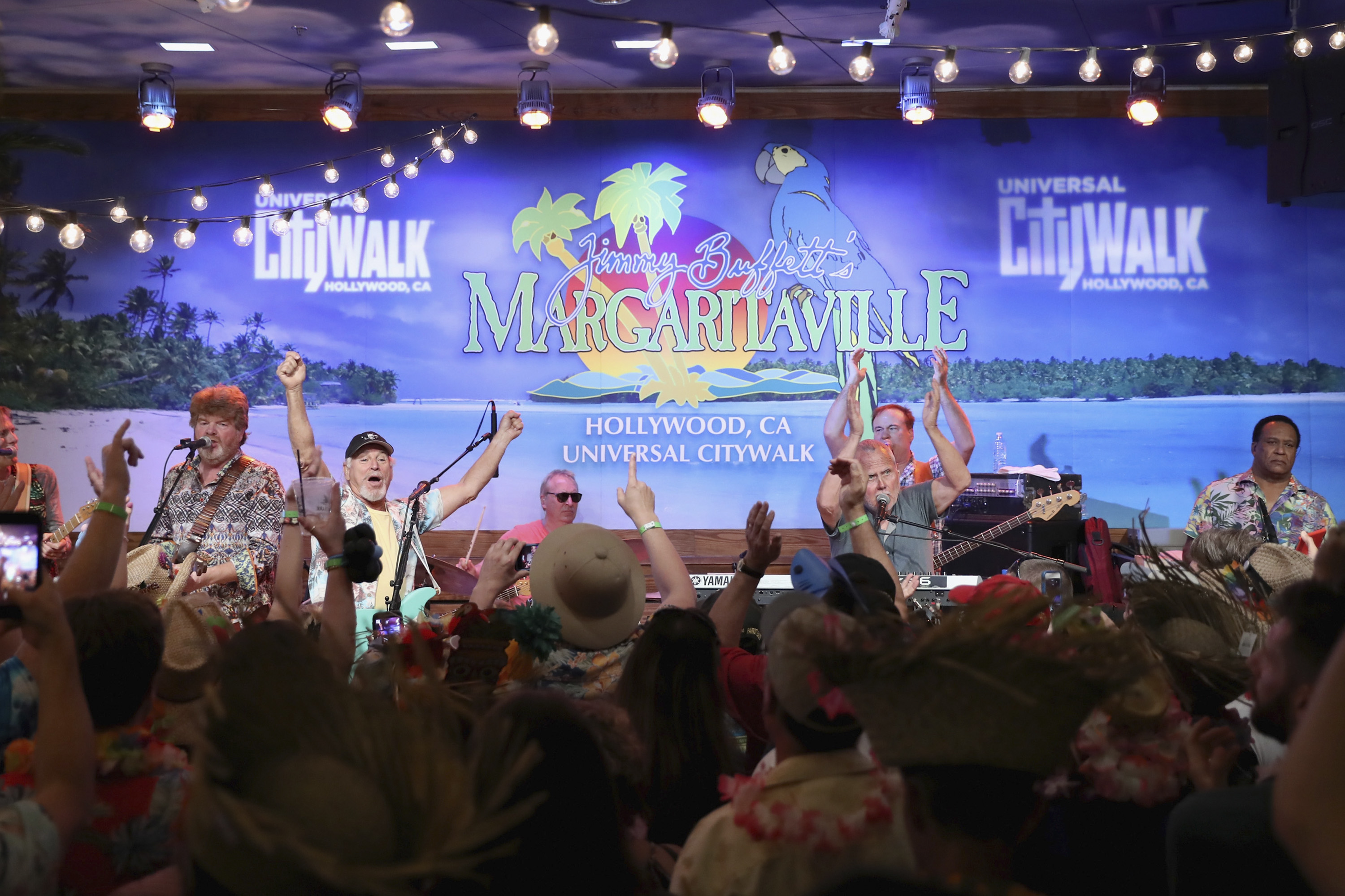 Margaritaville Opens at CityWalk