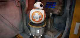 BB-8 Astromech On Duty at WDW