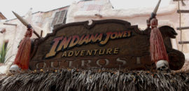 Say Goodbye to Indiana Jones Adventure Outpost