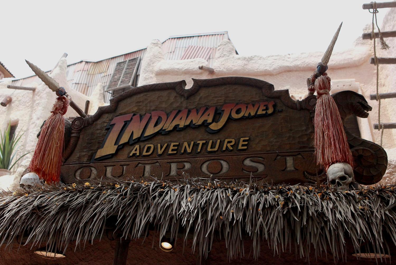 Say Goodbye to Indiana Jones Adventure Outpost