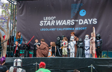 Star Wars Days 2017 at LEGOLand California