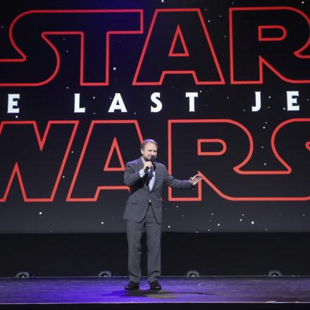 D23 Expo 2017: The Last Jedi