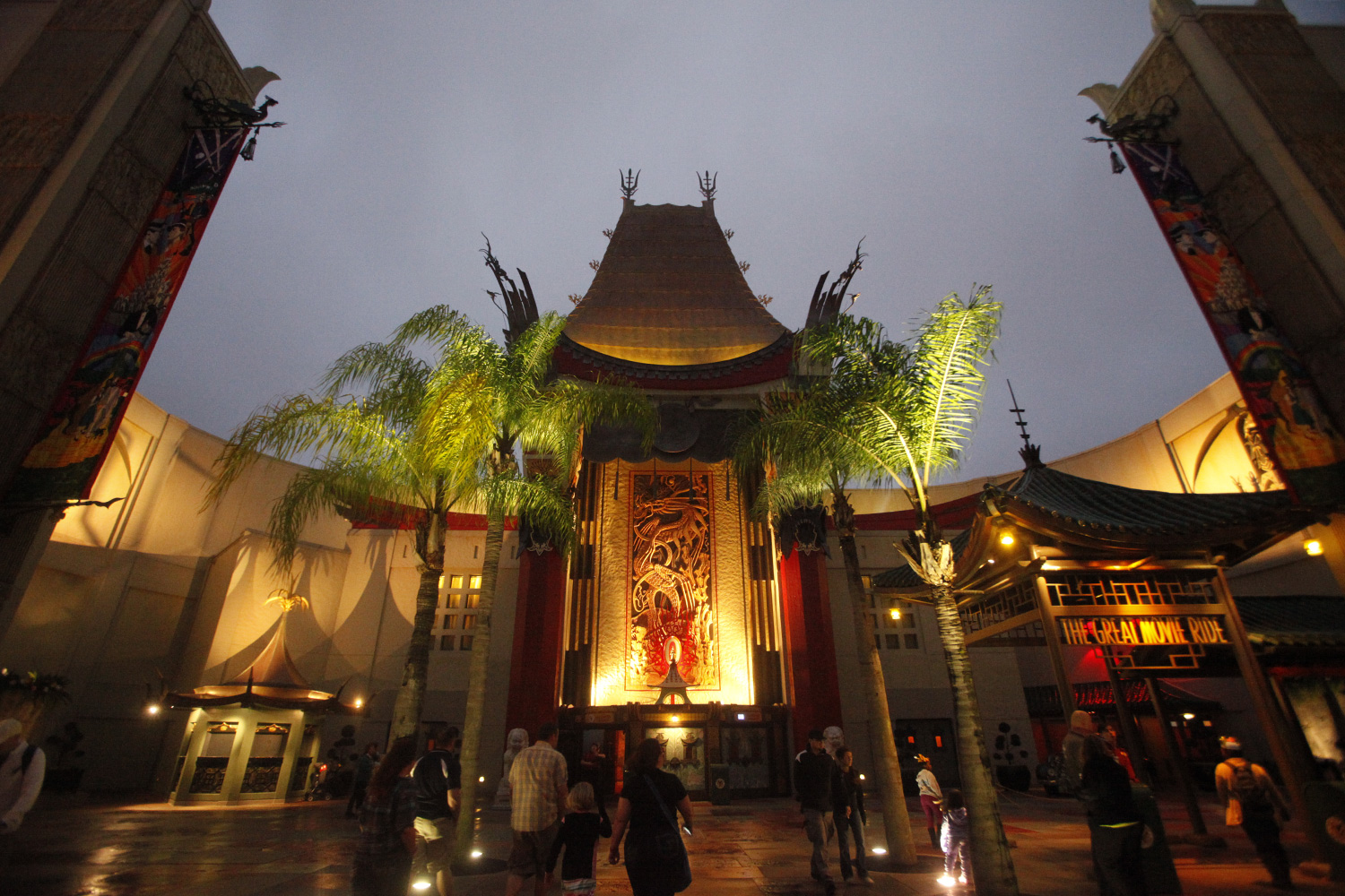 Remembering The Great Movie Ride