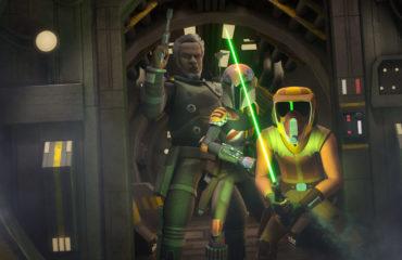 "Saw Gerrera returns to ""Star Wars Rebels"" – Monday 10/23!"