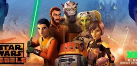 Star Wars Rebels Returns on Monday 10/16!