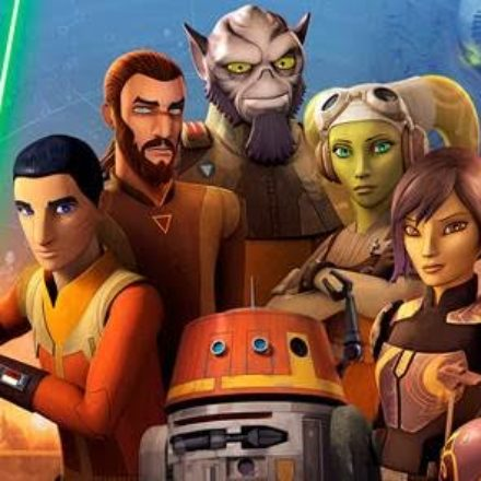 Star Wars Rebels Returns on Monday 10/16!