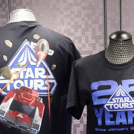 Star Tours 25th Anniversary Merchandise