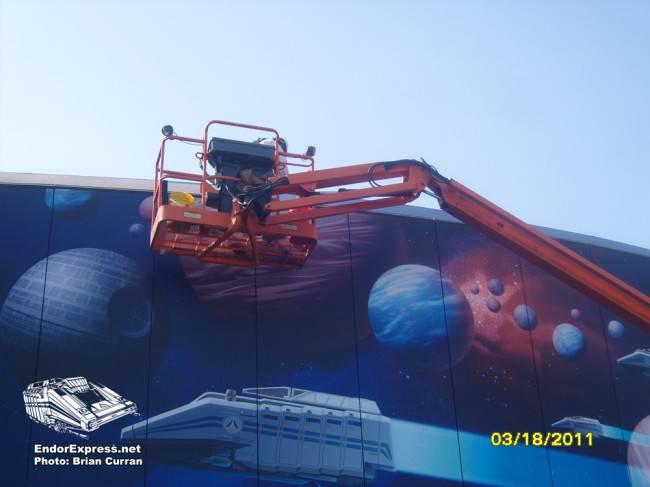 Disneyland Update 3-17-11