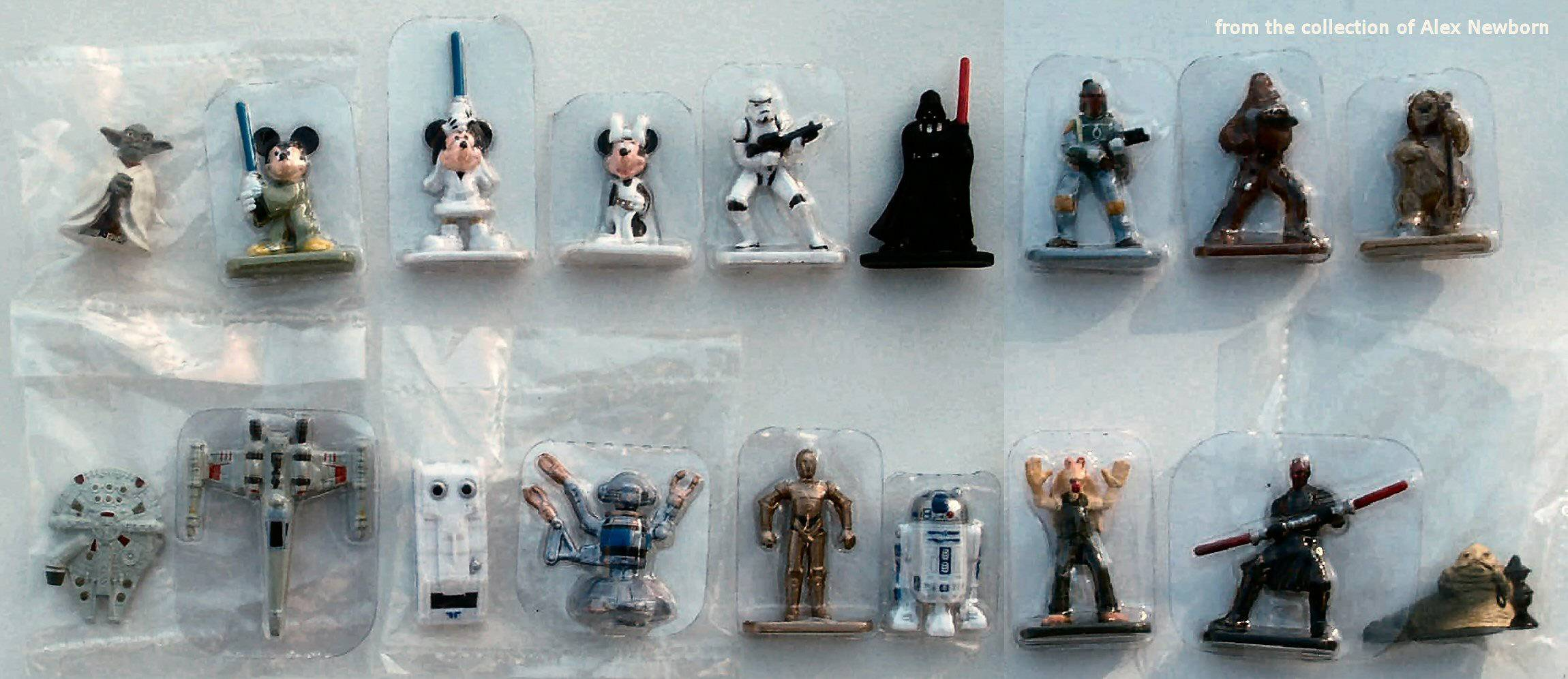 Star Tours Collector Mini-Packs