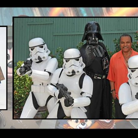 Billy Dee Williams to Appear at Star Wars Weekends 2013