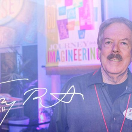 Talking Star Tours with Disney Legend Tony Baxter