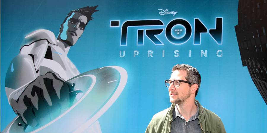 Directing Tron: Uprising