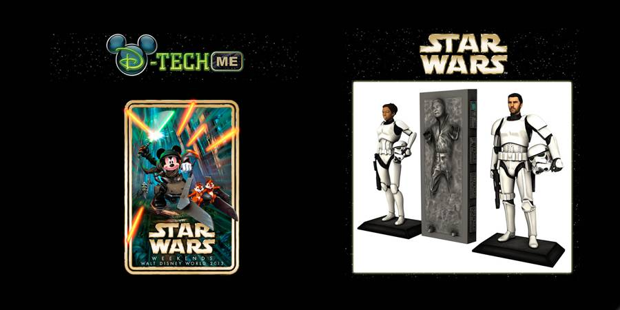D-Tech Me Experience Returns to Star Wars Weekends 2013