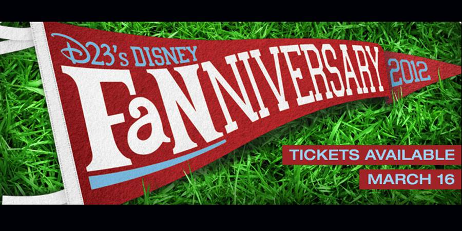"D23′s first-ever ""Fanniversary"" celebrations"