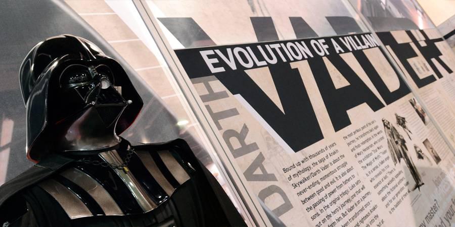 Darth Vader: The Evolution of a Villain