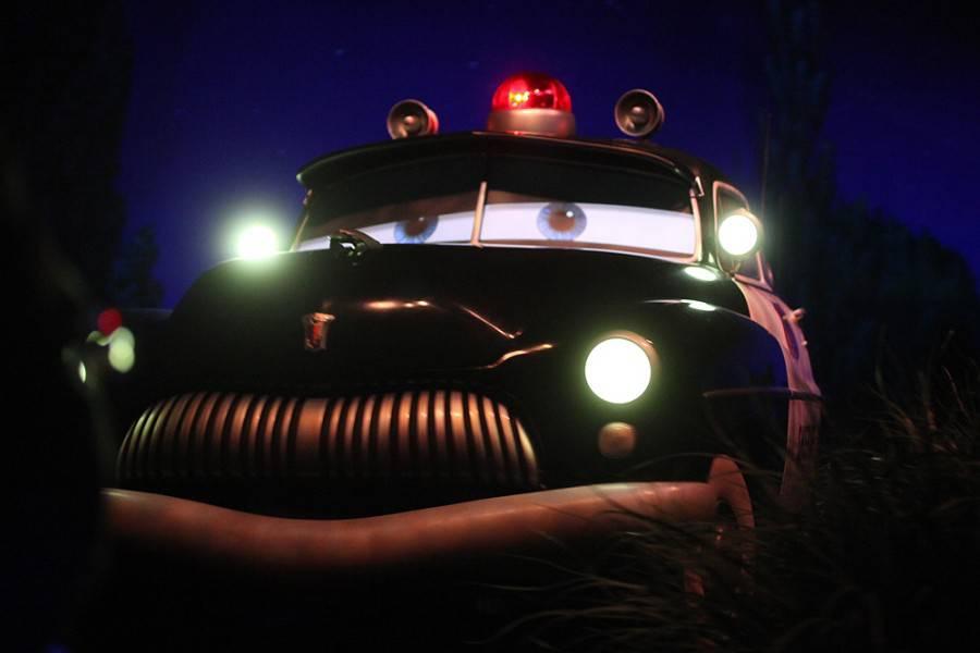 Disney Cars Tractor Tipping Frank Car Interior Design