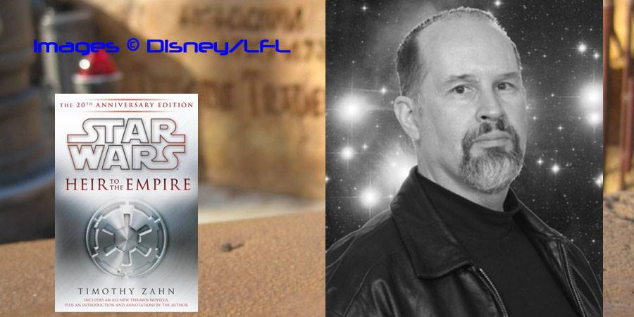 Timothy Zahn Book Signing at Disney&#039;s Hollywood Studios