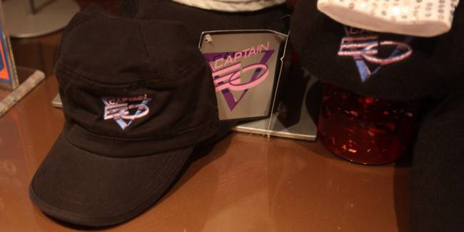 Free CAPTAIN EO Hat at Disneyland