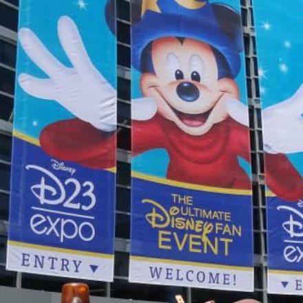 Around the 2011 D23 Expo