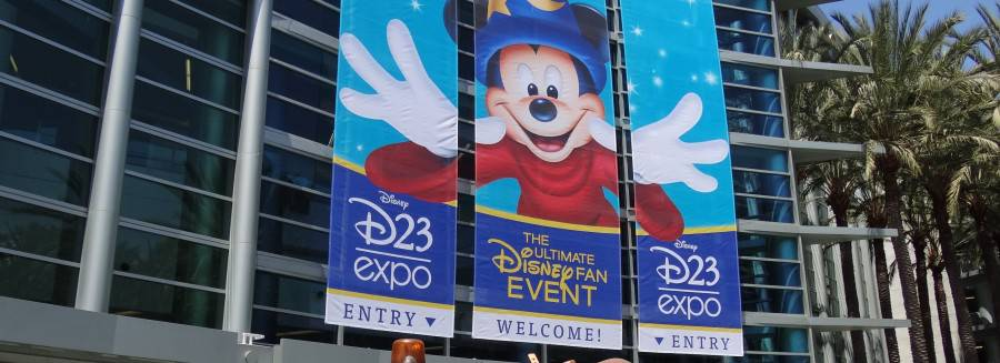 Around the 2011 D23 Expo