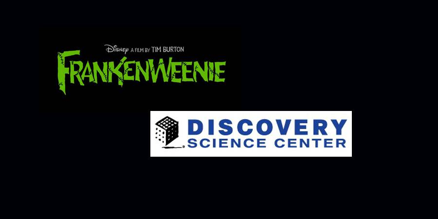 Discovery Science Center and El Capitan Theatre to Host Frankenweenie Science Fair