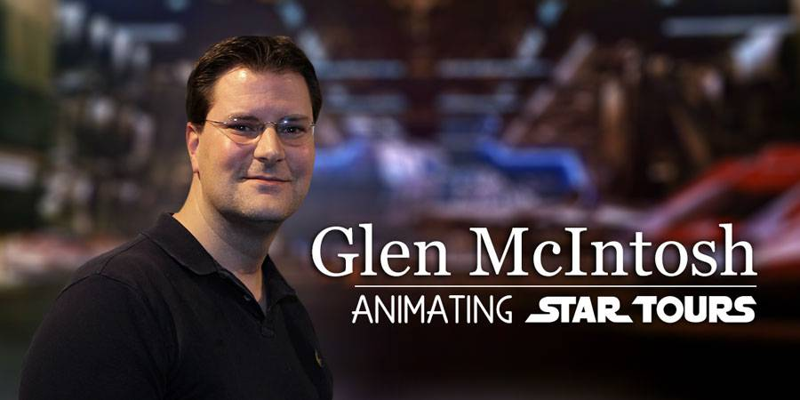 Interview with ILM&#8217;s Glen McIntosh  Animating Star Tours