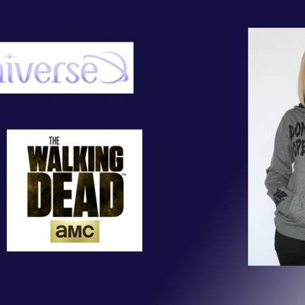 "Her Universe Releases AMC's ""The Walking Dead"" Apparel"