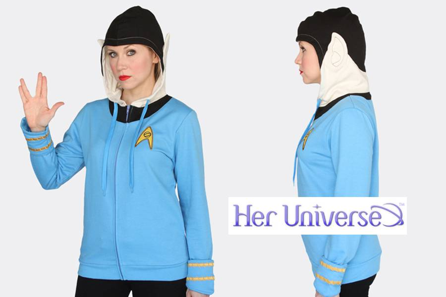 Ashley Eckstein&#8217;s Her Universe Provides &#8220;Everyday Cosplay&#8221; for Geek Girls this Halloween