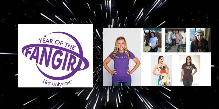 Ashley Eckstein and Her Universe Launch Year of the Fangirl Campaign
