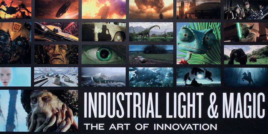 Industrial Light &amp; Magic The Art Of Innovation