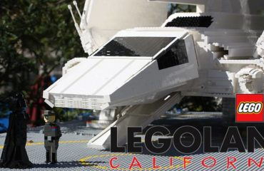 Large Lego Star Wars addition planned for Legoland California