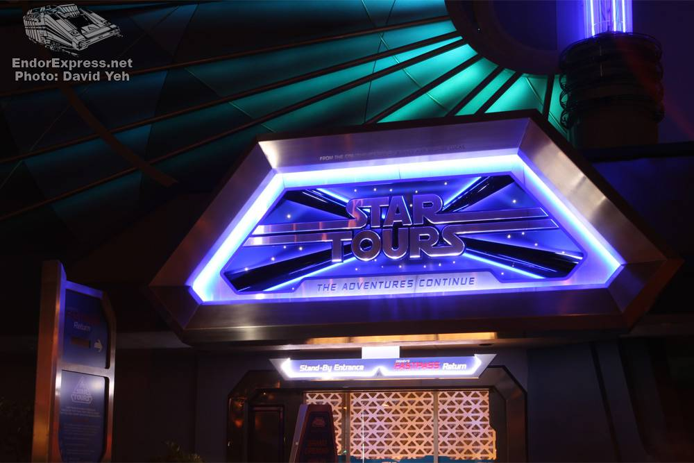 Star Tours After Dark
