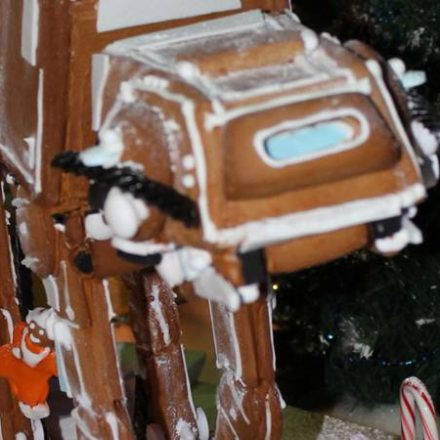DISCOVERY SCIENCE CENTER HOSTS 6TH ANNUAL SCIENCE OF GINGERBREAD EXHIBIT AND COMPETITION