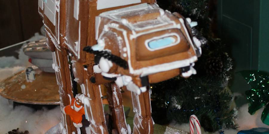 DISCOVERY SCIENCE CENTER HOSTS 6TH ANNUAL SCIENCE OF GINGERBREAD EXHIBIT AND