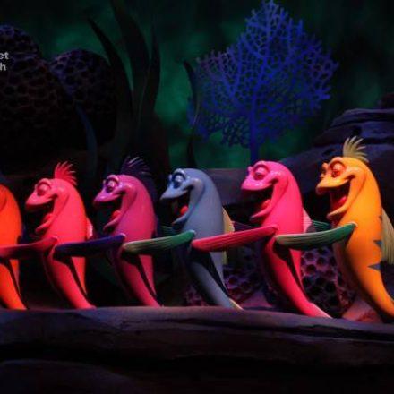Ariel's Undersea Adventures Opens at DCA