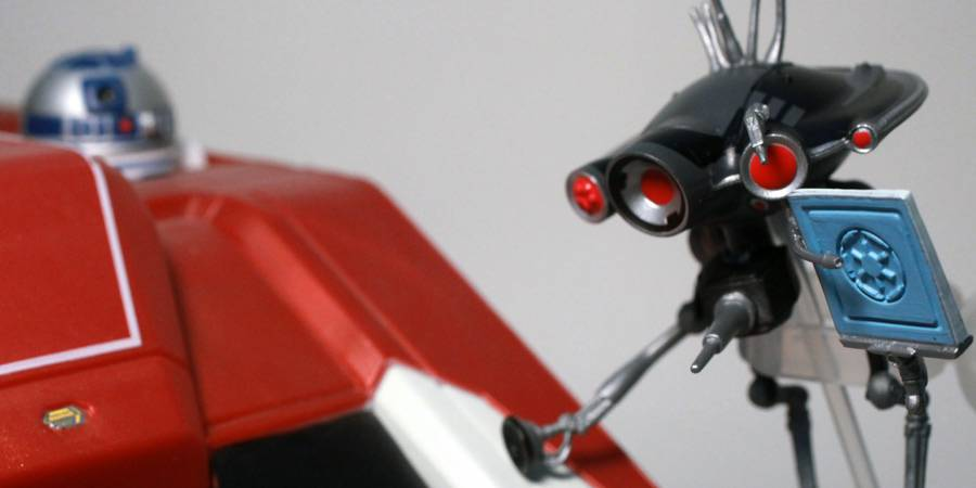 Star Tours Hasbro Search For Rebel Spy