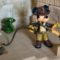 Indiana Jones Mickey Action Figure