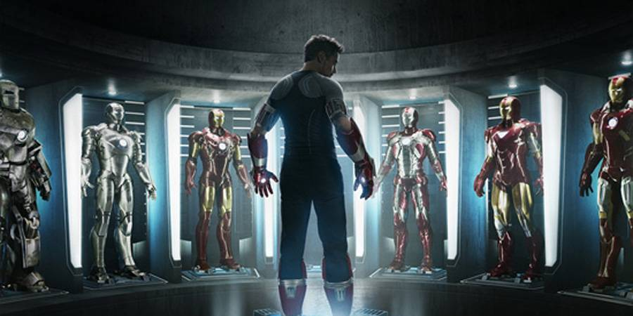 Stark Industries comes to Tomorrowland