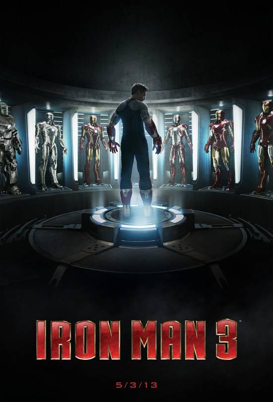 IronMan3poster